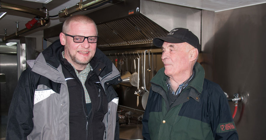 Alexander Schmidt und der Rinderfluesterer Ernst Hermann Maier