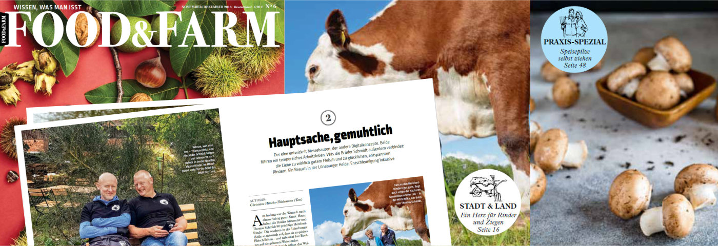 Food & Farm Beitrag
